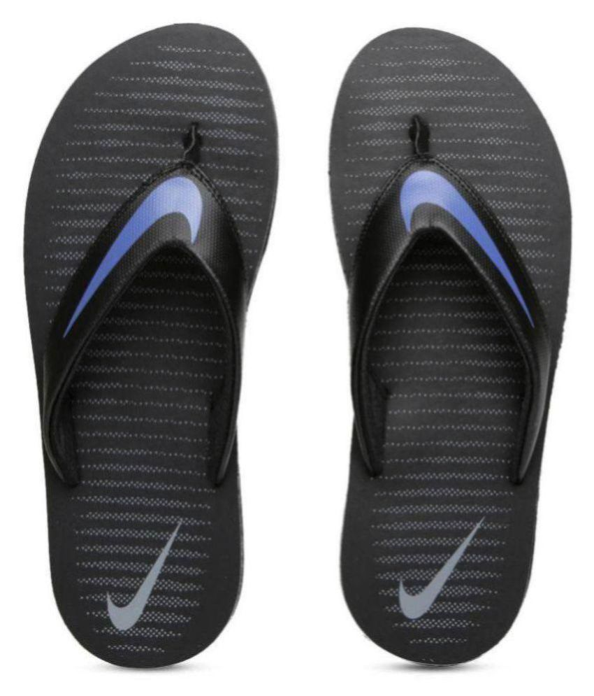 cdfe3caa963e Nike Chroma Thong 5 Blue Thong Flip Flop Price in India- Buy Nike Chroma  Thong 5 Blue Thong Flip Flop Online at Snapdeal