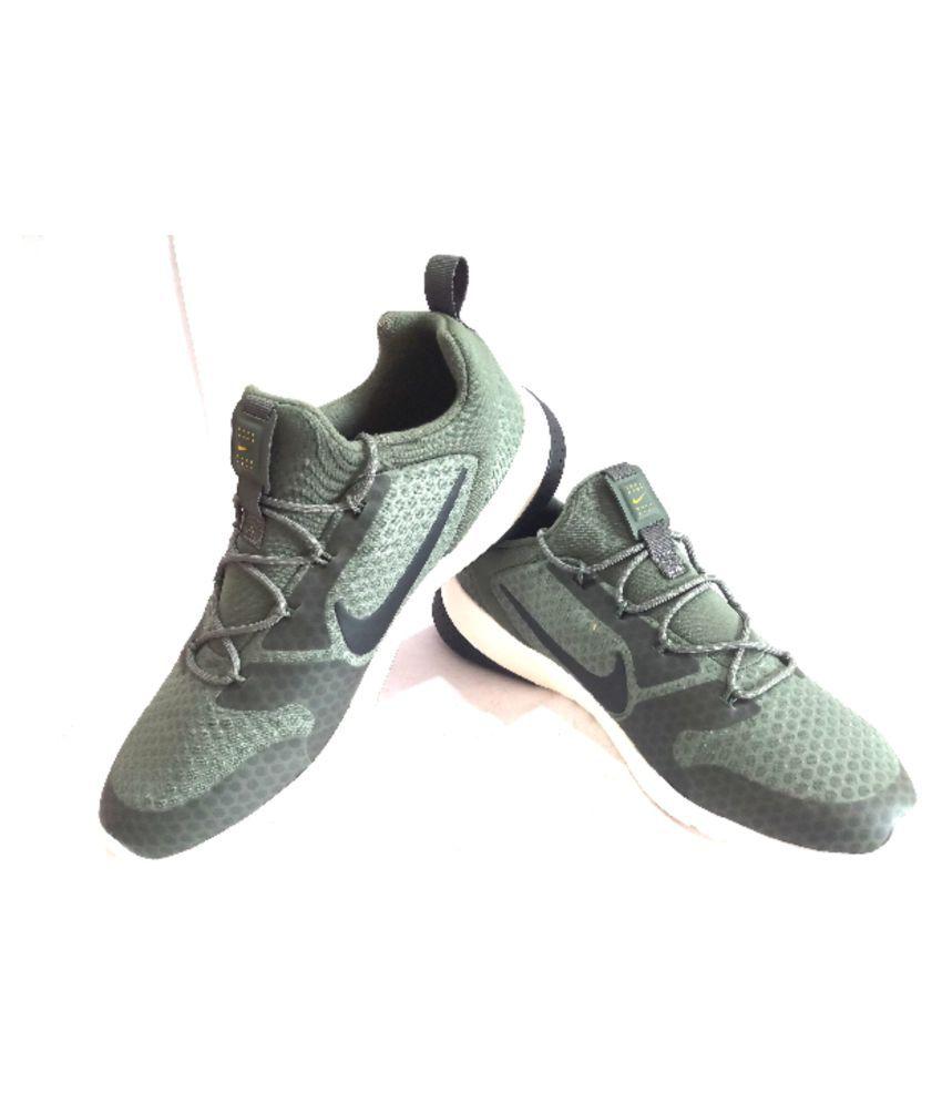 21a84b5d4931c Nike 916780-006 BLACK-SAIL-CACTUS Black Running Shoes - Buy Nike ...
