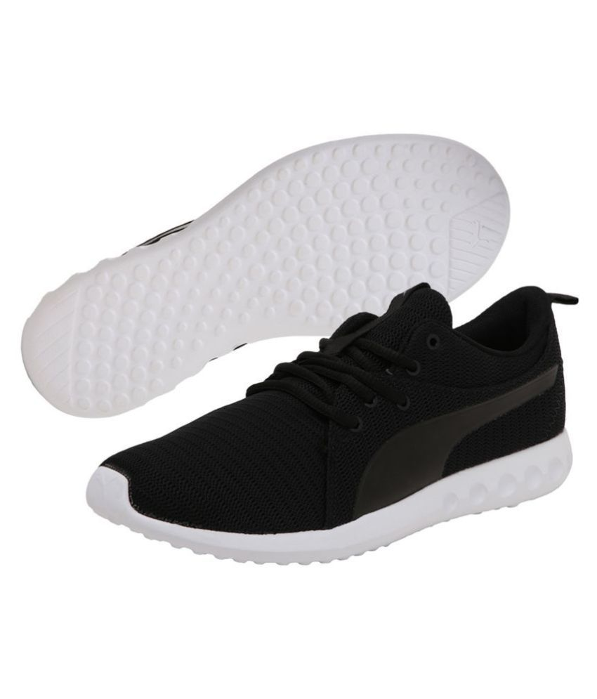 115a95a710b6 Puma Carson 2 IDP Black Running Shoes - Buy Puma Carson 2 IDP Black Running  Shoes Online at Best Prices in India on Snapdeal