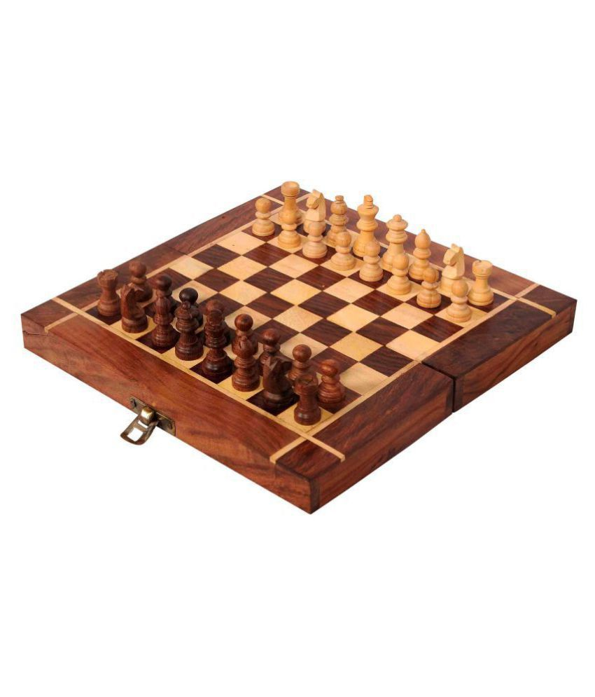 GSI Wooden Assorted Chess S