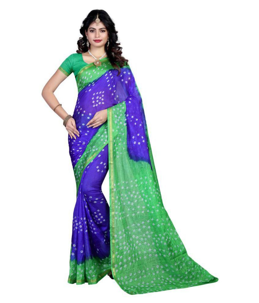 Sharda Creation Multicoloured Tussar Silk Saree