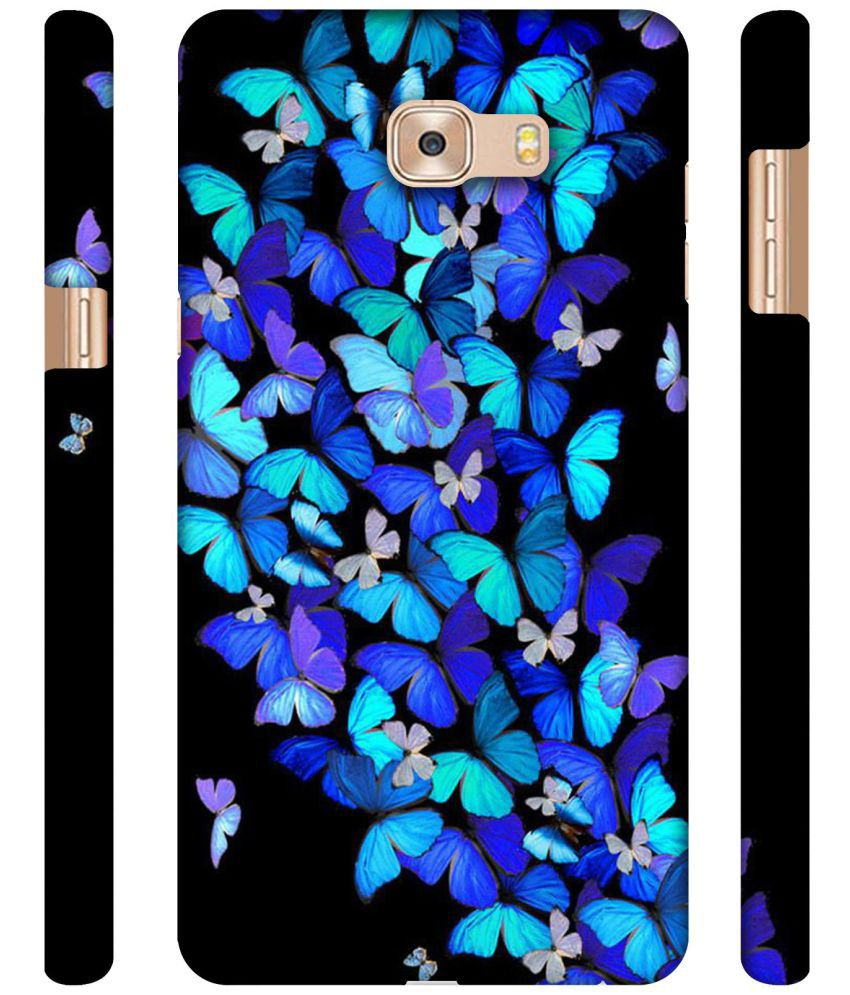 Samsung Galaxy C5 Pro Printed Cover By Casotec