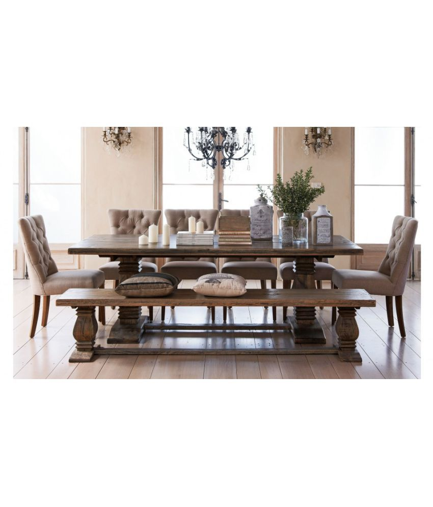 Winger 8 Seater Dining Table Winger
