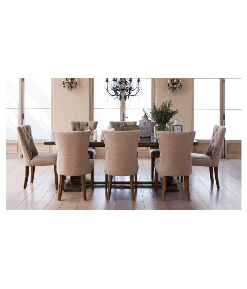 Winger 8 Seater Dining Table