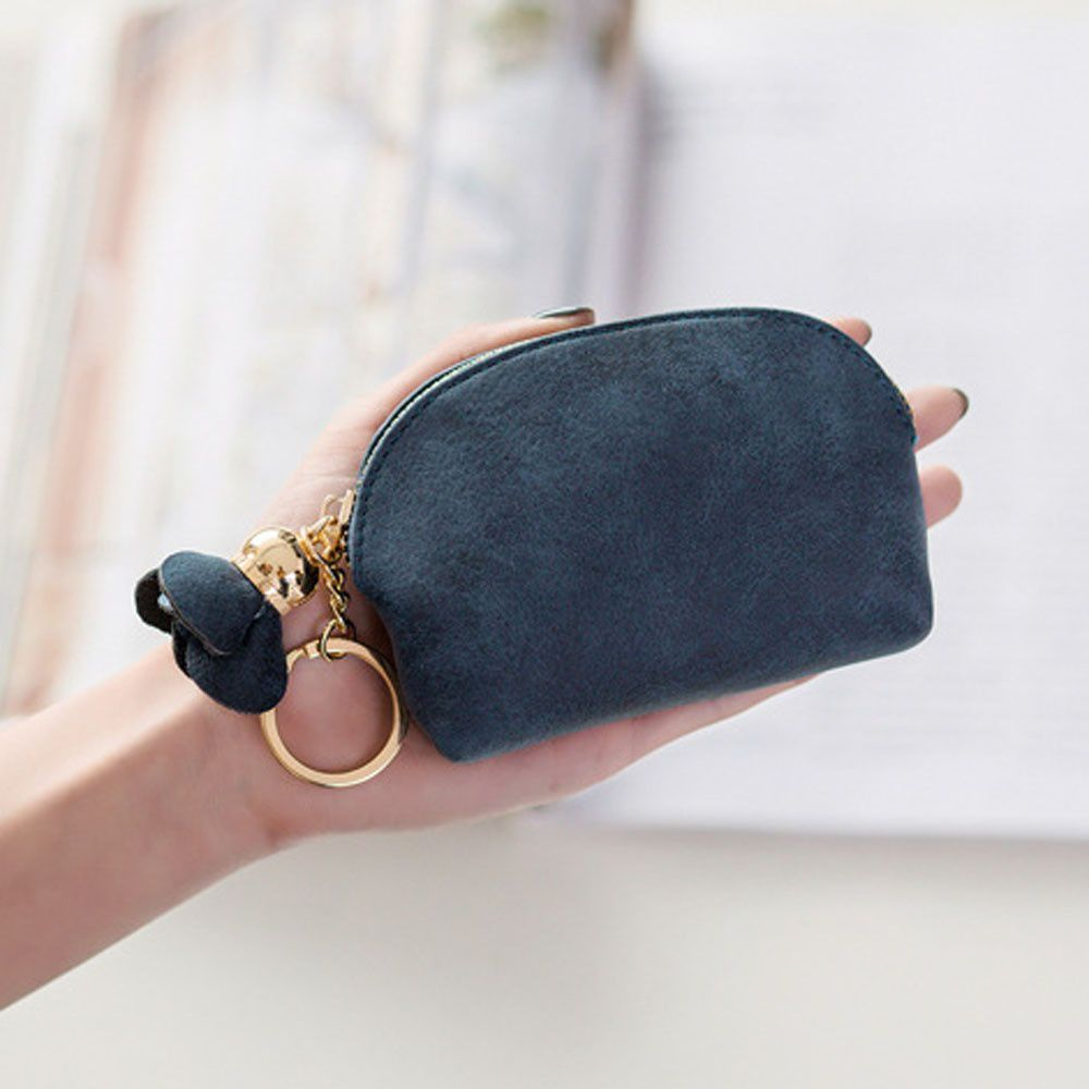 AbsoluteIndia Navy Wallet