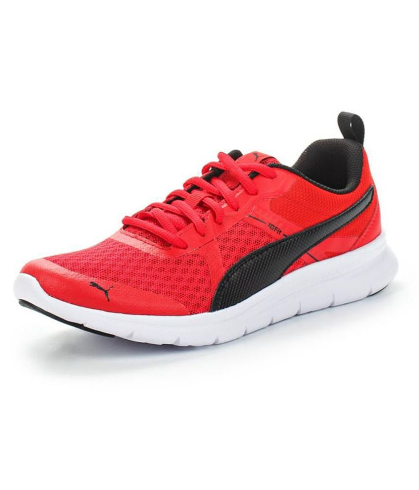 Puma Flex Essential Red Running Shoes - Buy Puma Flex Essential Red Running  Shoes Online at Best Prices in India on Snapdeal 9469dd1bd