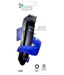 Syska HT200 Beard Trimmer ( Black )