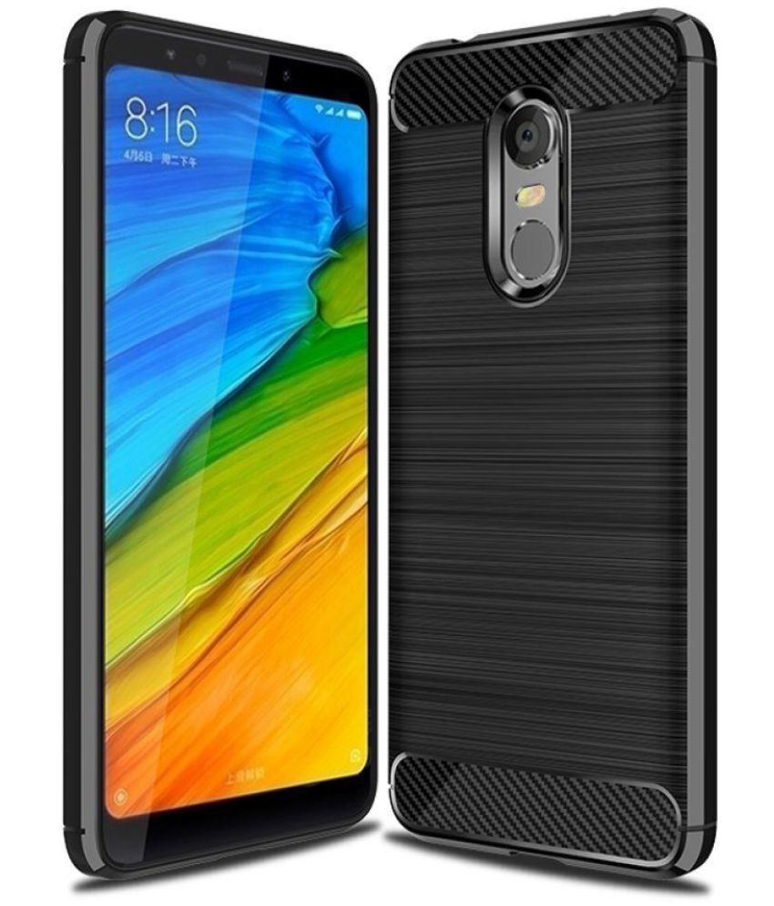 Xiaomi Redmi 5 Shock Proof Case Bracevor - Black