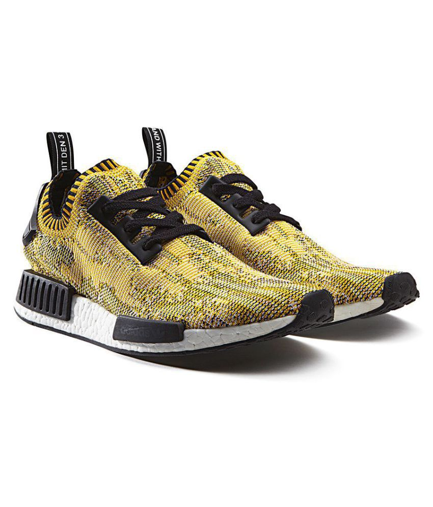 9b69e37d9 Adidas NMD runner Gold Running Shoes - Buy Adidas NMD runner Gold Running  Shoes Online at Best Prices in India on Snapdeal