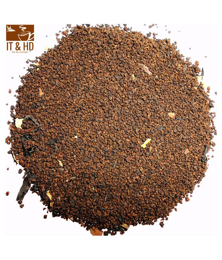 IT & HD Premium DIRECT GARDEN English Breakfast Black Tea Loose Leaf 200 gm