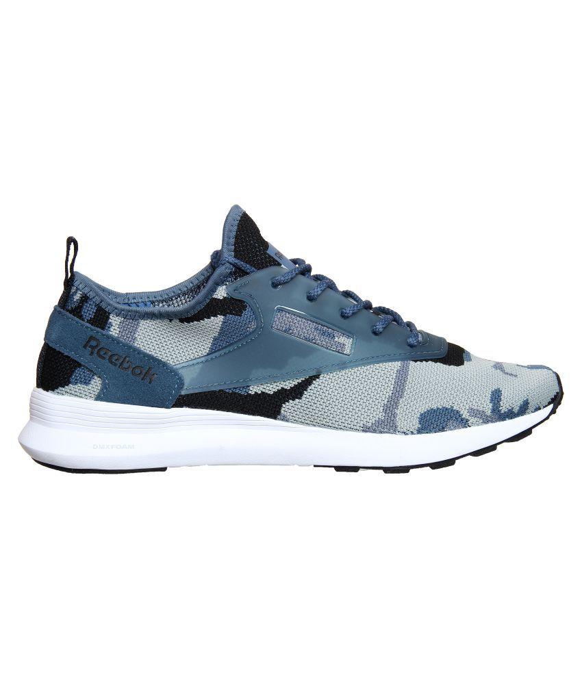 75a5ed5eb14ed9 Reebok BD4219 Gray Running Shoes - Buy Reebok BD4219 Gray Running ...