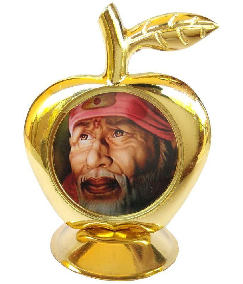 Shinde patil exports Sai Baba Brass Idol