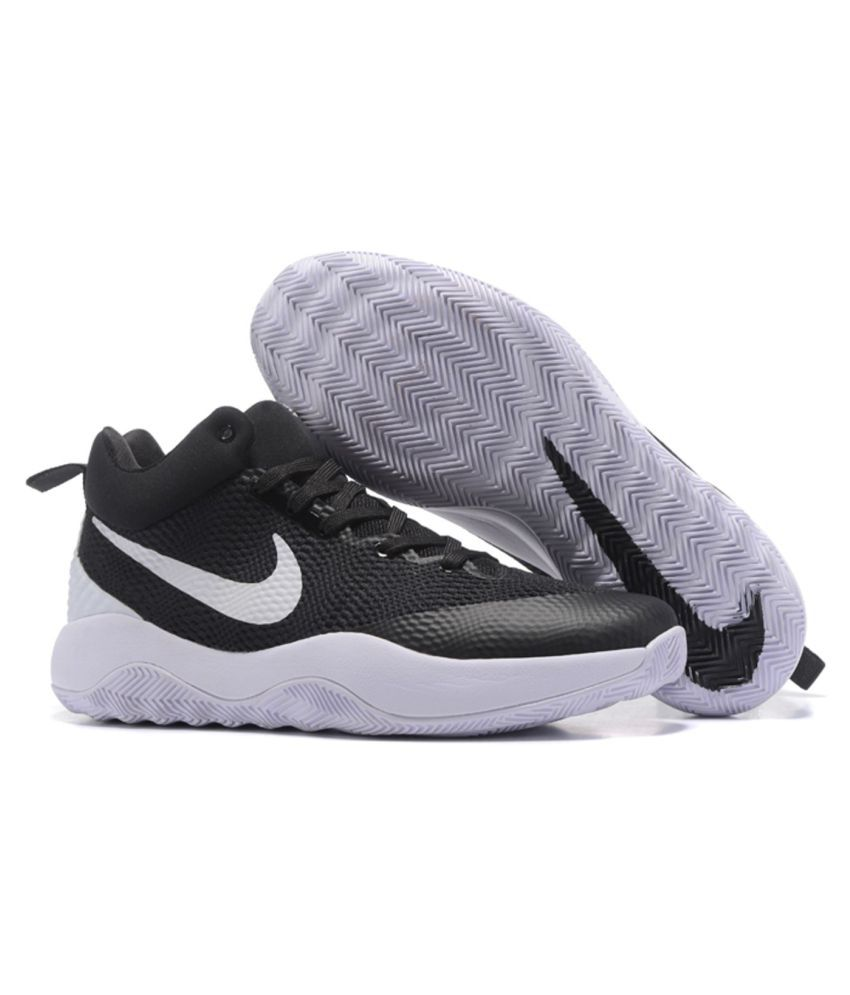 45a8782f02c Nike hyper rev 2017 Black Basketball Shoes - Buy Nike hyper rev 2017 Black  Basketball Shoes Online at Best Prices in India on Snapdeal