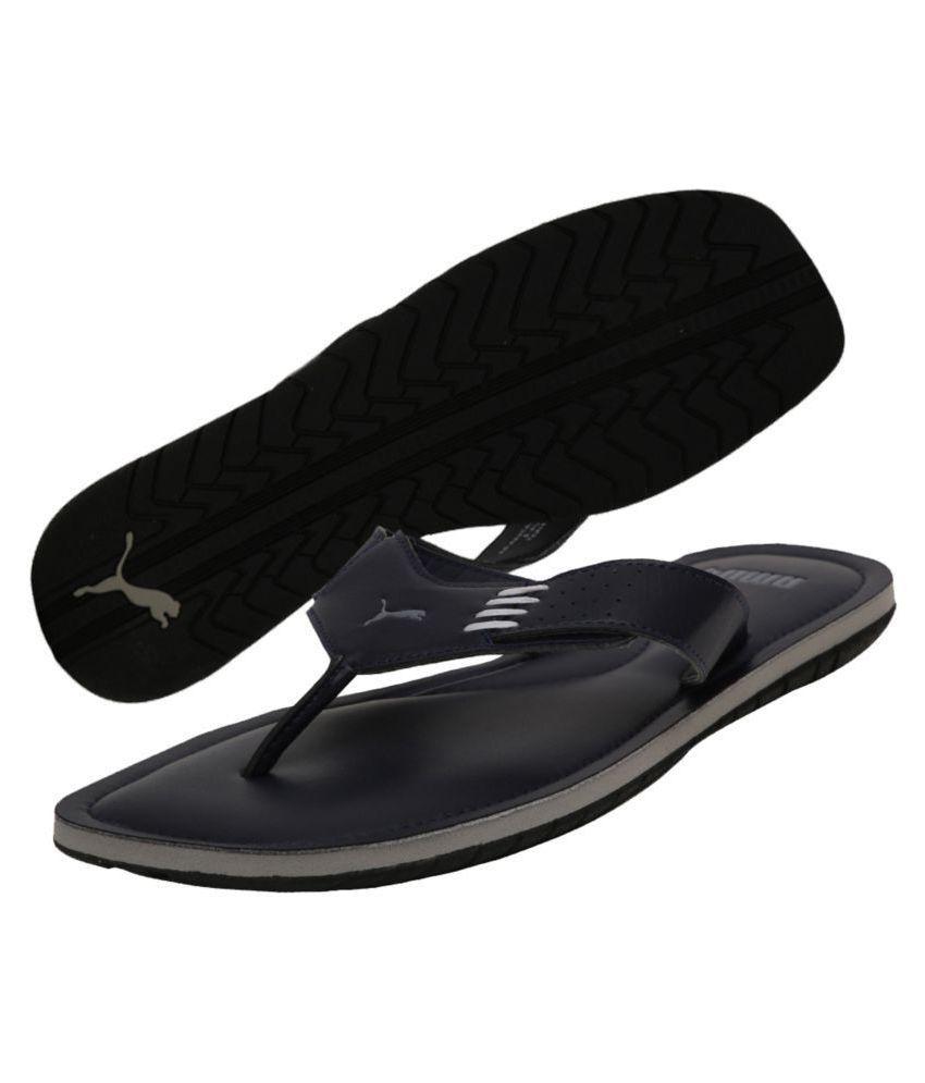 1111e8d66f3 Puma Caper NU IDP Black Thong Flip Flop Price in India- Buy Puma Caper NU  IDP Black Thong Flip Flop Online at Snapdeal