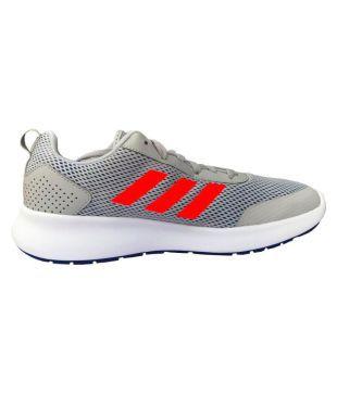 buy popular 85828 95e94 Adidas CF Element Race Men's Gray Running Shoes - Buy Adidas ...