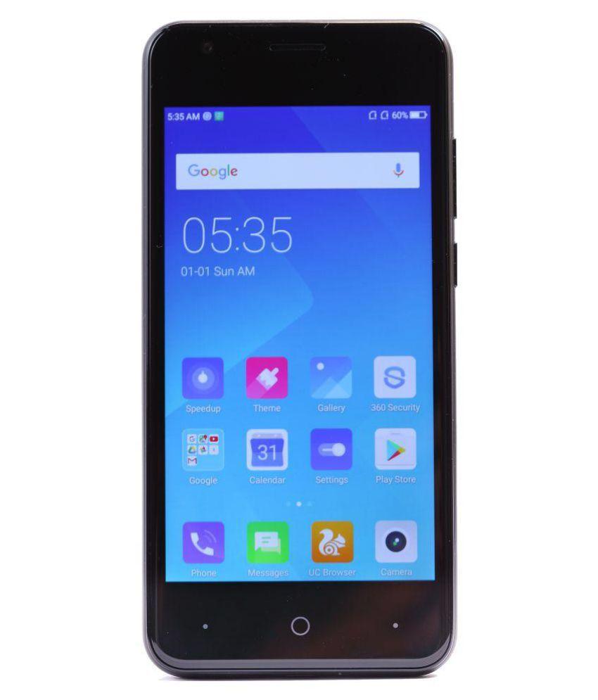 Lephone W8 ( 16GB , 2 GB ) Black