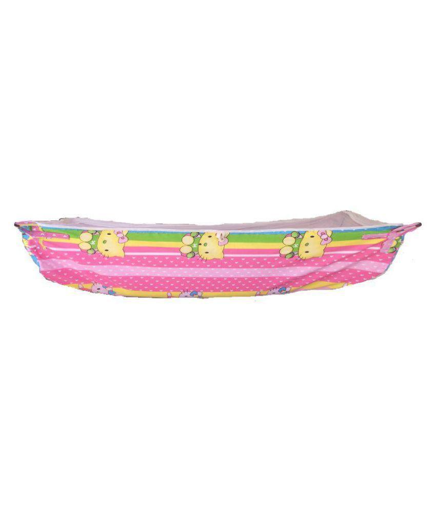 Sunflower Baby Swing/Cradle/Hammock Pink