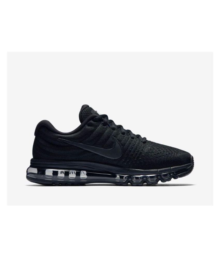 nike air max 2017 white running shoes price