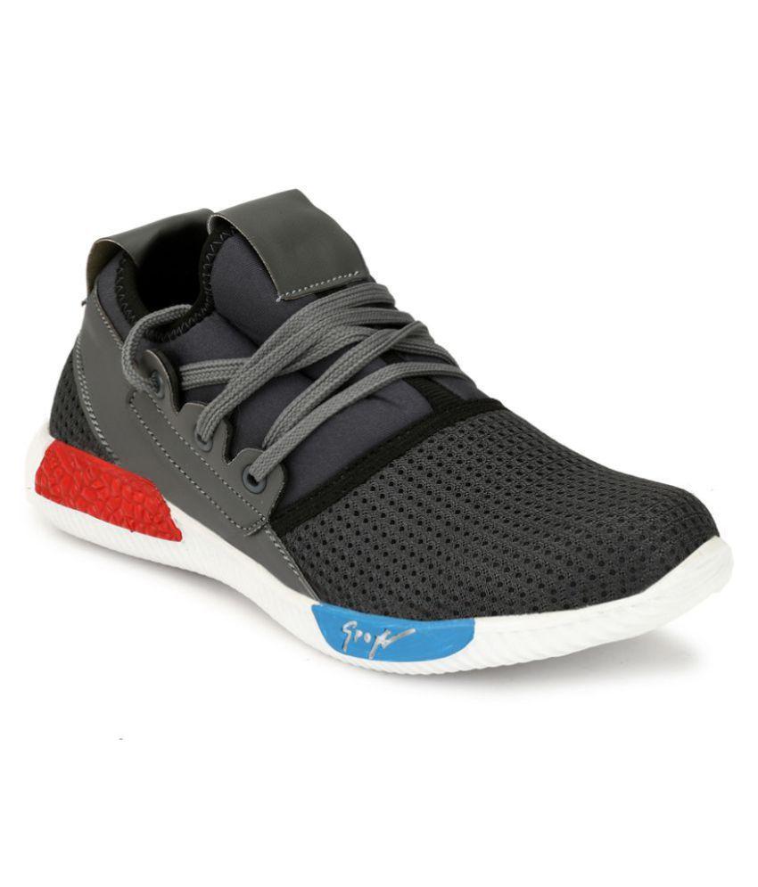 Nickolas 1028 Espradrilles Gray Casual Shoes ...