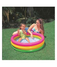 Intex Multi Color Water Tub Pool - 2 Ft.