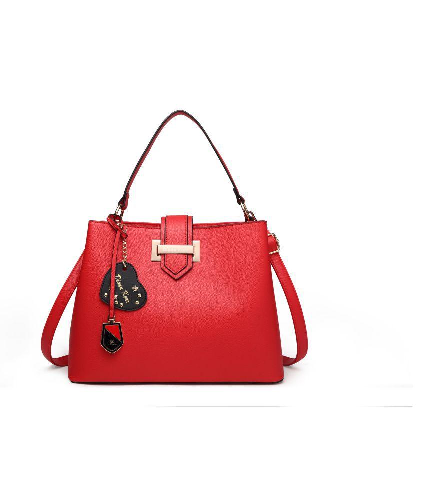 Diana Korr Red P.U. Handheld