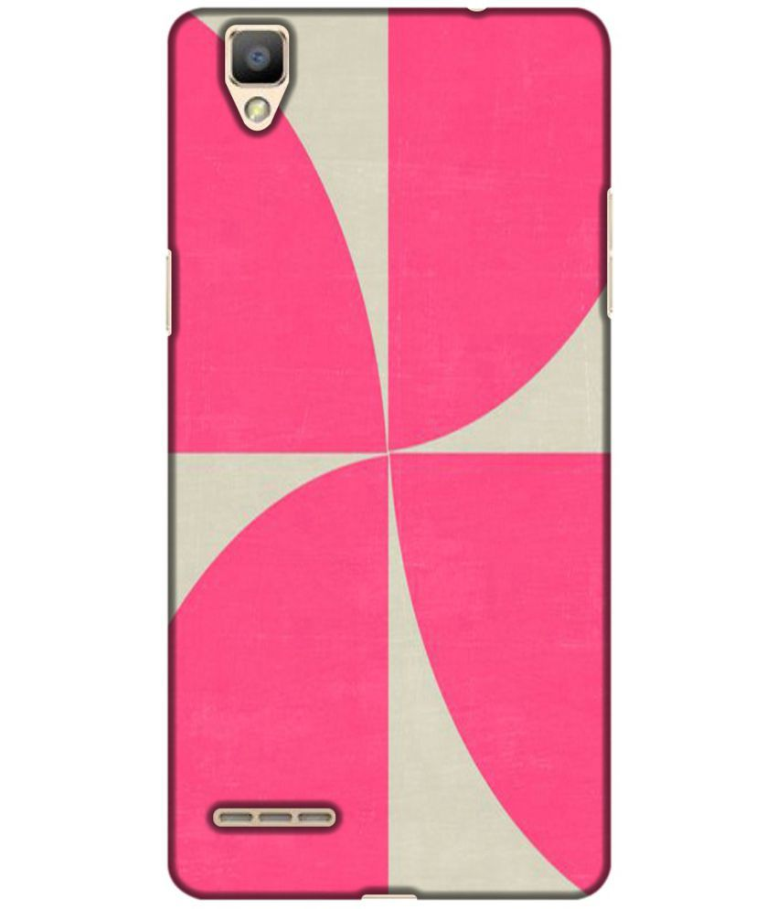 Oppo F1 3D Back Covers By Printland