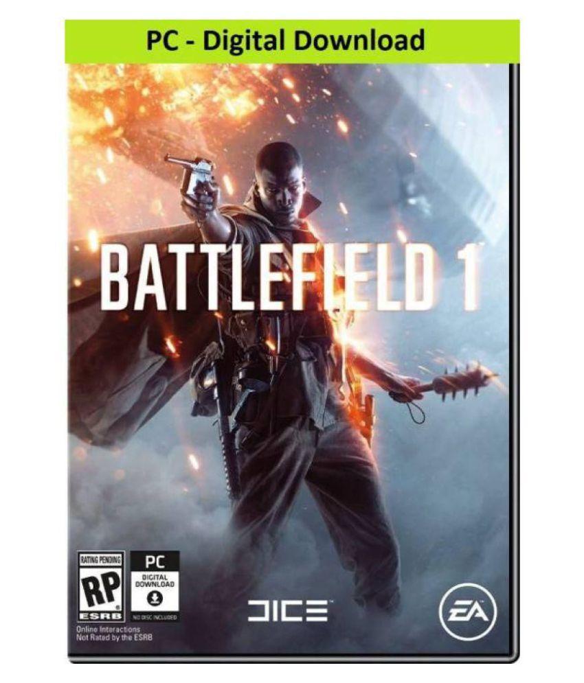 Battlefield 1 Savekeys (Digital Download) ( PC Game )