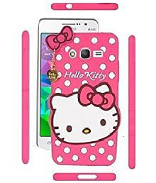 9fa6b2320 Quick View. Samsung Galaxy j2 3D Back Covers By Kosher Traders Hello Kitty