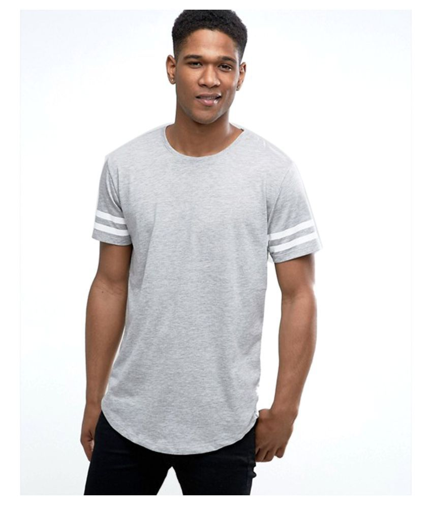 PAUSE Silver Round T-Shirt