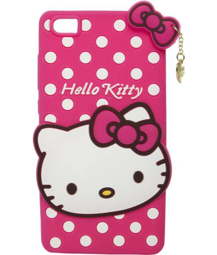 online retailer 06756 1510b Xiaomi Redmi 4a 3D Back Covers By Doyen Creations Hello Kitty