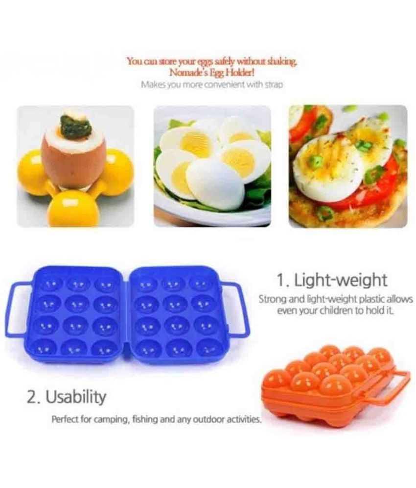 Everbuy Polypropelene Egg Holder 1 Pcs