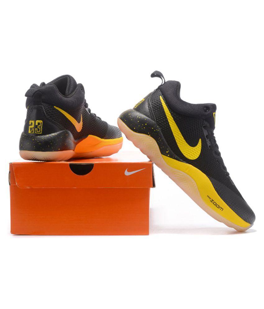 c0752b7a749 Nike hyper rev 2017 Black Basketball Shoes - Buy Nike hyper rev 2017 ...