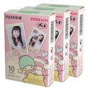 Fujifilm Instax Mini Little Twin Star 30 Film for Fuji 7s 8 25 50s 90 300 Instant Camera, Share SP-1