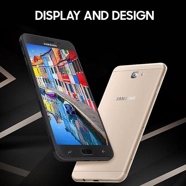 Samsung SM-G611FF ( 32GB , 3 GB ) Gold
