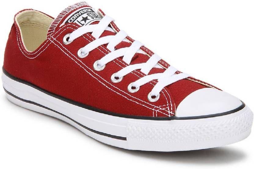 68b206e74e77 Converse Red Casual Shoes Price in India- Buy Converse Red Casual Shoes  Online at Snapdeal