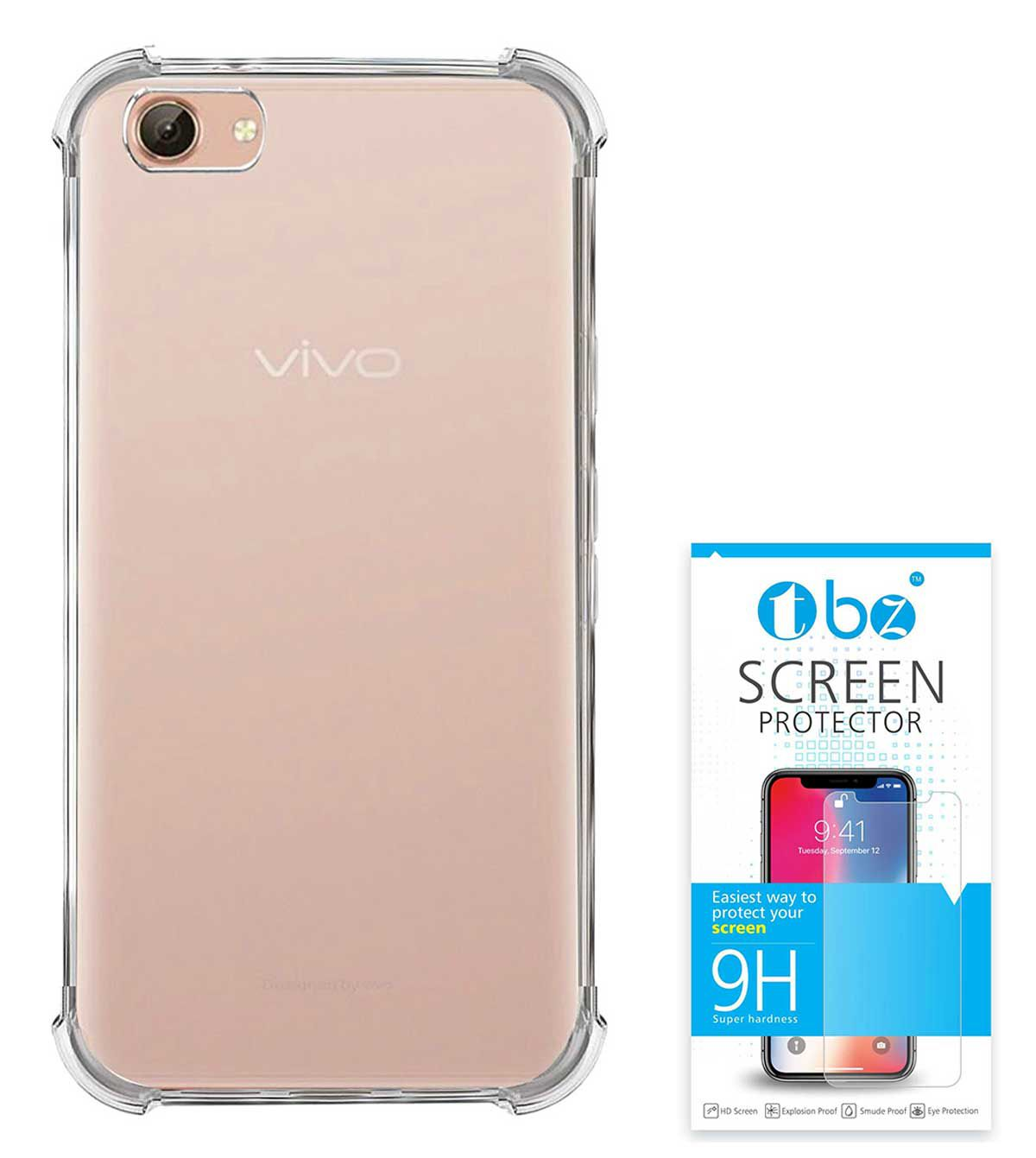 Vivo Y71 Cover Combo by TBZ