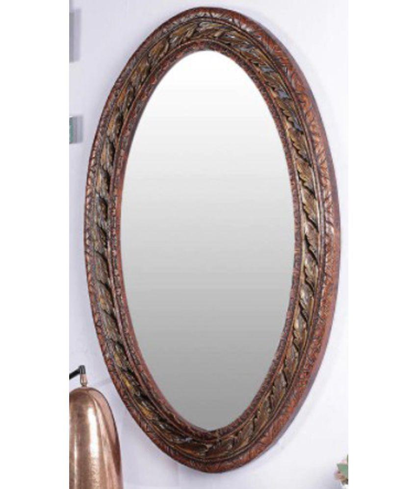 Abani Handicrafts Mirror Wall Multi 107 X 3 Cms Pack Of 1