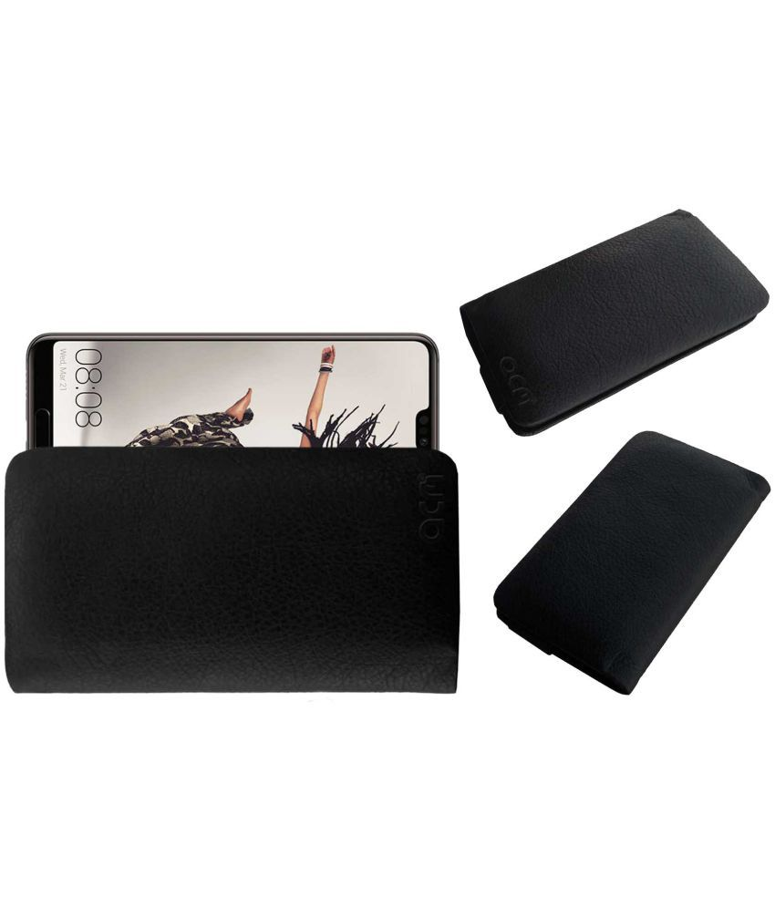 Huawei P2 Pro Holster Cover by ACM - Black