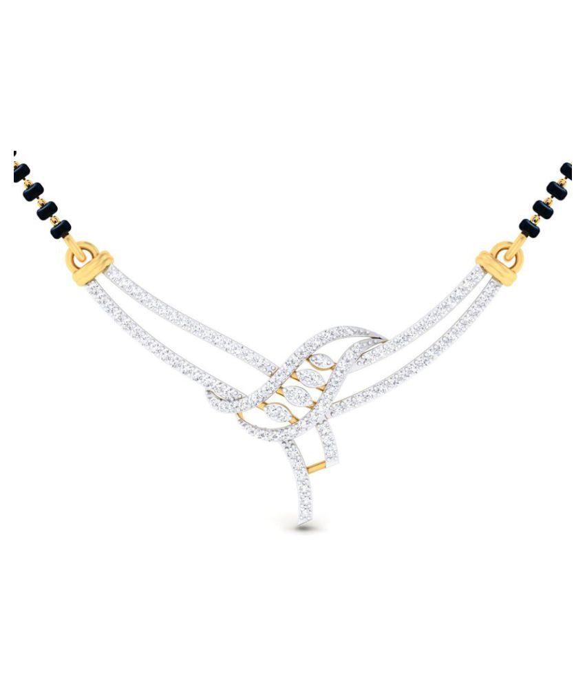 Jewellery Bazaar 18k Gold Mangalsutra