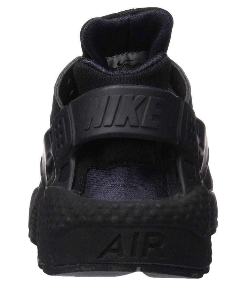 d940c700efd74 Nike Air Huarache Black Running Shoes - Buy Nike Air Huarache Black ...