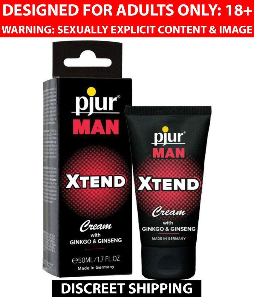 Other Sexual Wellness Nice Pjur Man Xtend Cream 50ml