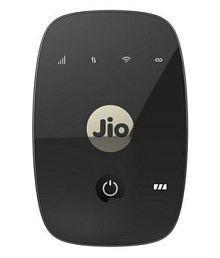 Reliance Jiofi 4G Router (2nd Generation) / Wifi Dongle / Data card - Jio sim card only