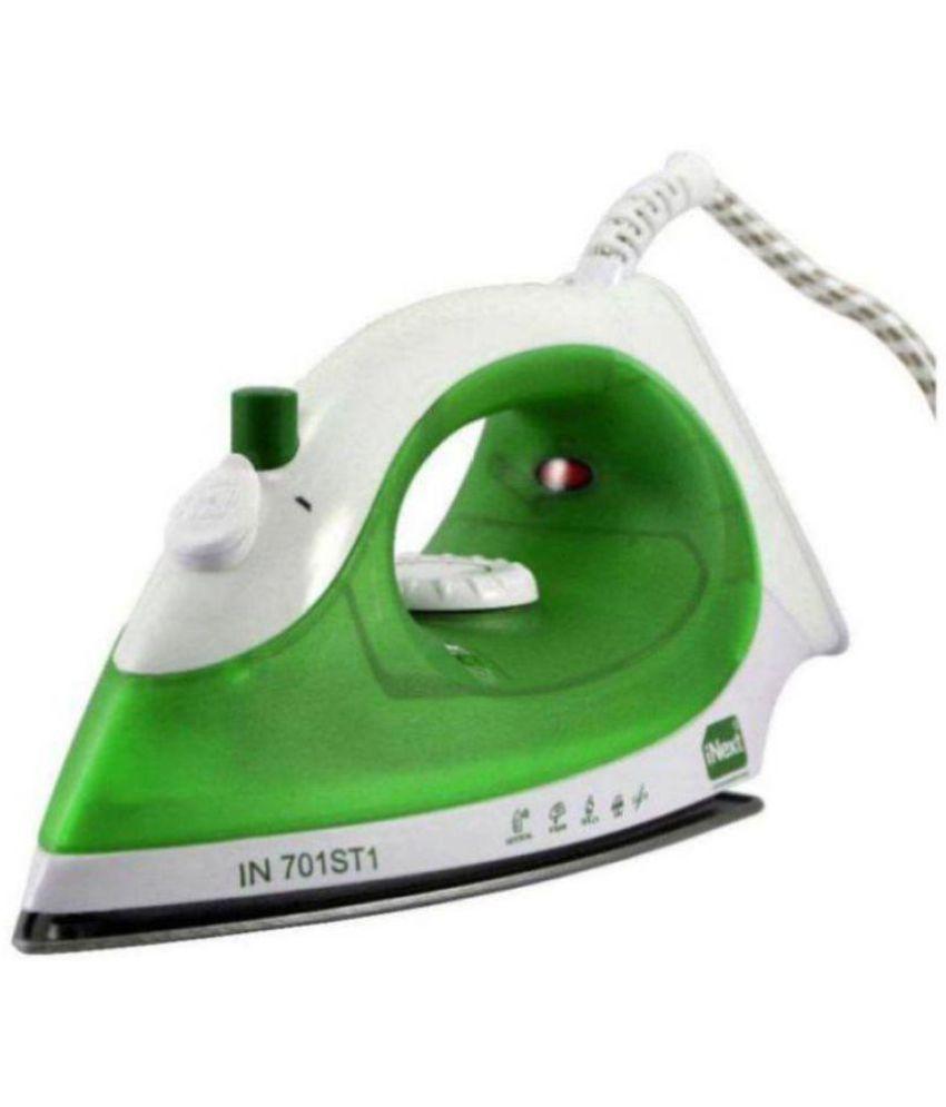 Inext 701st Steam Iron Green