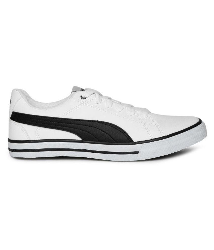 Puma Court Point Vulc v2 IDP Sneakers White Casual Shoes