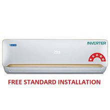 BLUE STAR 1.5 Ton 5 Star Inverter 5CNHW18QATX Split Air Conditioner ( 2018 Model ) Free Standard Installation