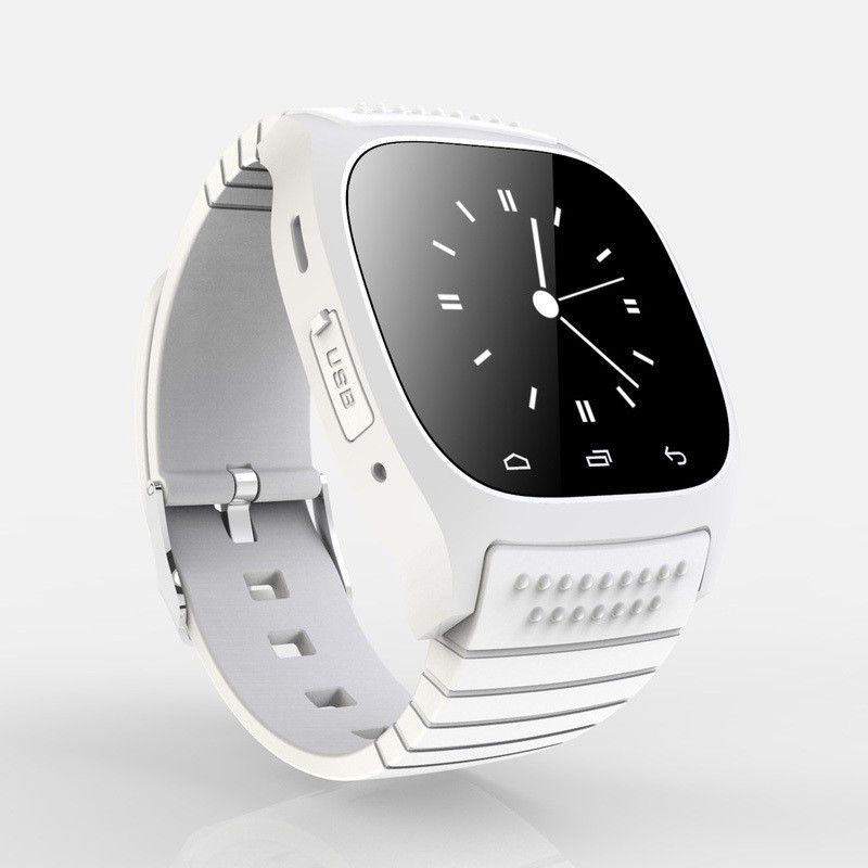 Defloc M26 WHITE,With Call Function Smart Watches