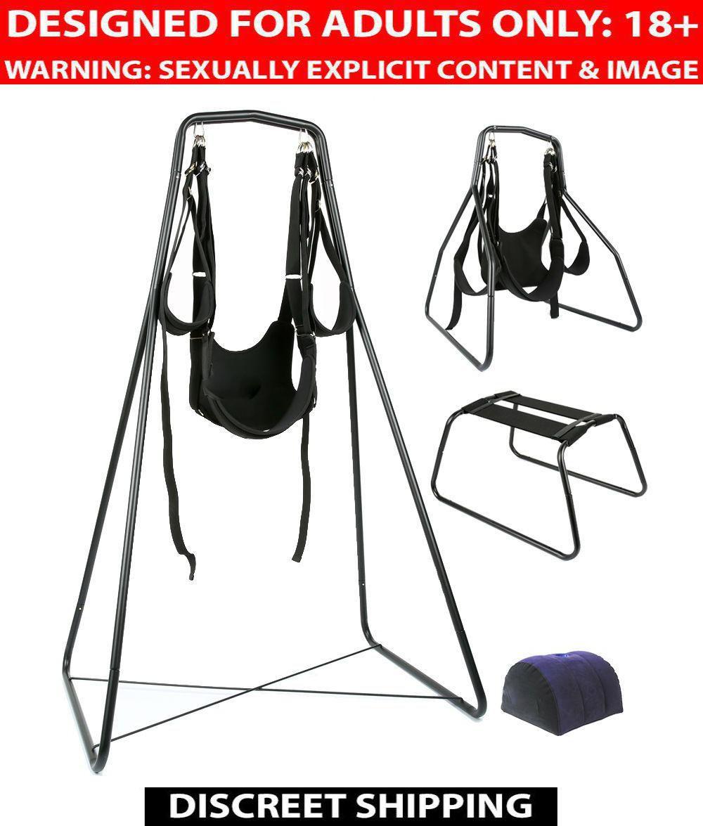 Kaamastra Swing Set Love Chair Combo
