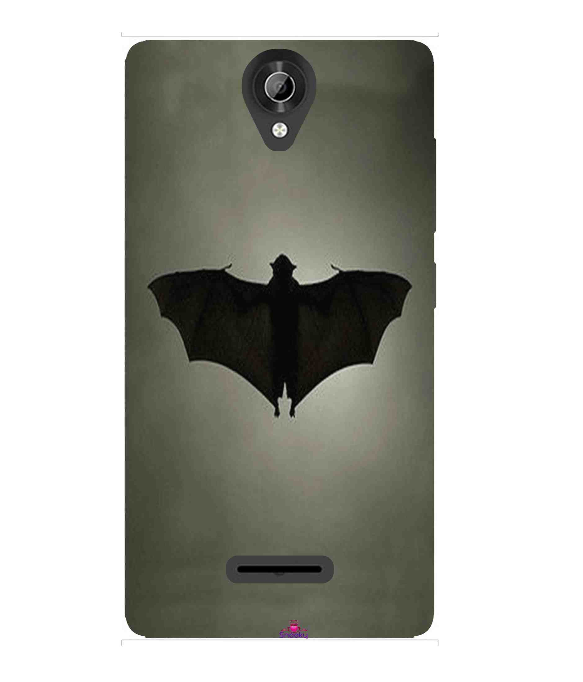 Micromax Bolt Q332 Printed Cover By Snooky