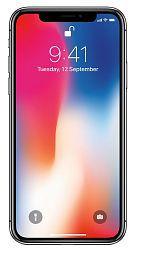 Apple iPhone X (Space Gray, 64GB)