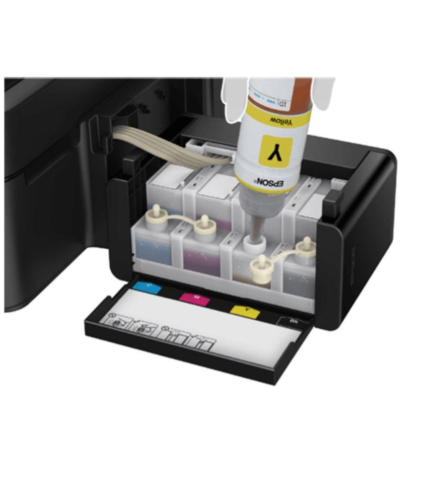 Epson L360 Inkjet MFP Printer With Inktank